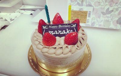 サプライズ 誕生日 ケーキ