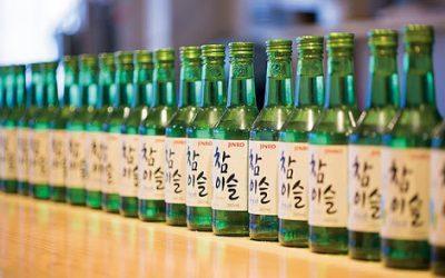 アジョシ 京都 韓国料理 チャミスル