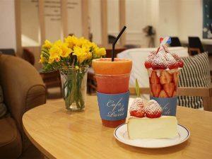 Cafe de Paris (カフェ ド パリ) イチゴボンボン 딸기봉봉(タルギボンボン)