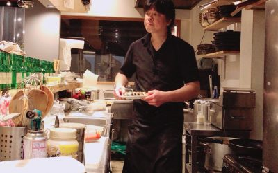 アジョシ 京都 韓国料理 スタッフ 新美