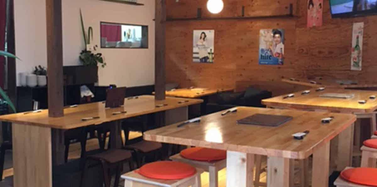 本格手打ち冷麺 韓国酒場 アジョシ 桂五条店 京都 韓国料理
