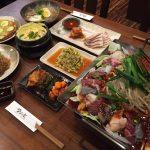 選べる鍋コース アジョシ 京都 韓国料理
