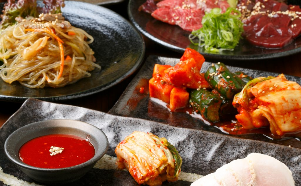 アジョシ 京都 韓国料理 アジョシについて