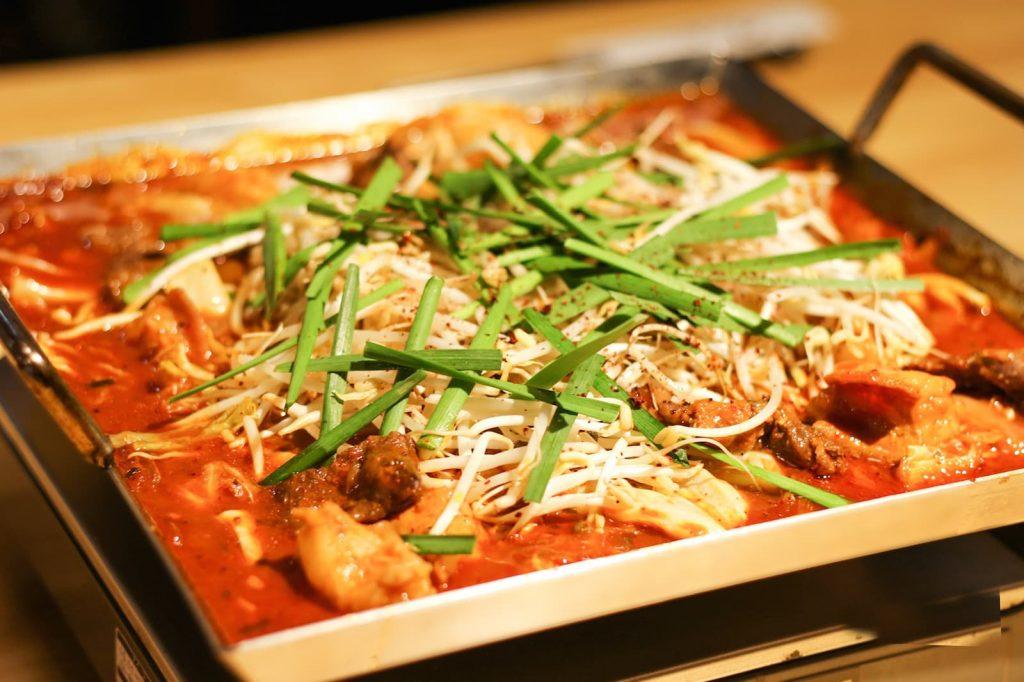 アジョシ鍋 アジョシ 京都 韓国料理