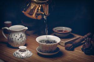 伊右衛門サロン お茶