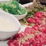 アジョシ 天肉 希少部位 韓国料理