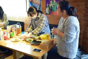 親子で楽しむアジョシの美味しいキンパ作り体験