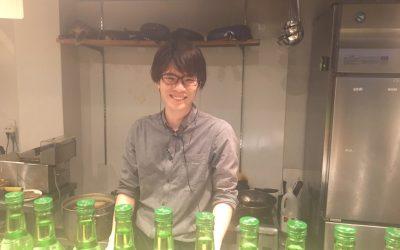 アジョシ 京都 新スタッフ 谷田
