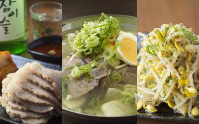 アジョシ 京都 韓国料理 二次会プラン