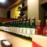 京都 韓国料理 アジョシ百万遍店 お酒 チャミスル