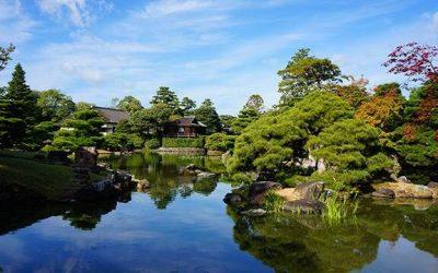 京都 桂離宮 桂 観光地 日本庭園