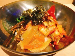 アジョシ 京都 韓国料理 ビビンバ