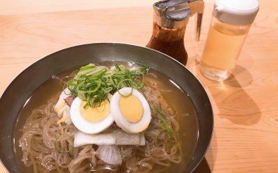 アジョシ 京都 韓国料理 京都冷麺