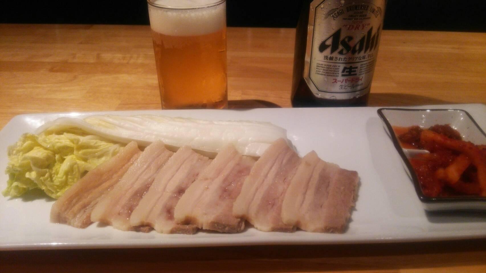 ポッサム アジョシ 京都 韓国料理