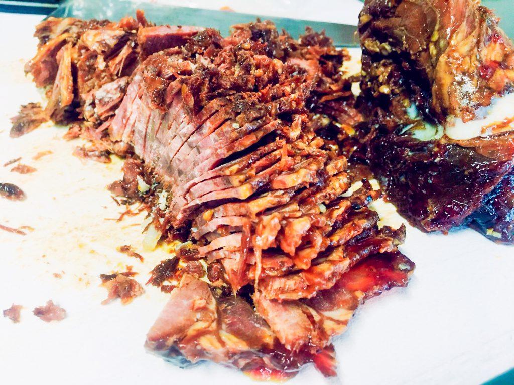 焼豚 アジョシ 京都 韓国料理