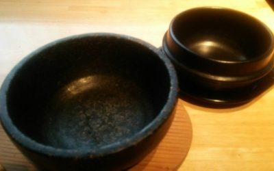 クッパ チゲ ビピンパ 石鍋 アジョシ 京都 韓国料理