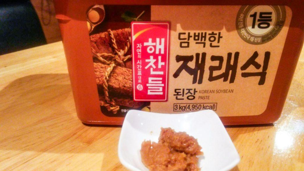 醤 こだわりの調味料 ジンカンジャン アジョシ 京都 韓国料理