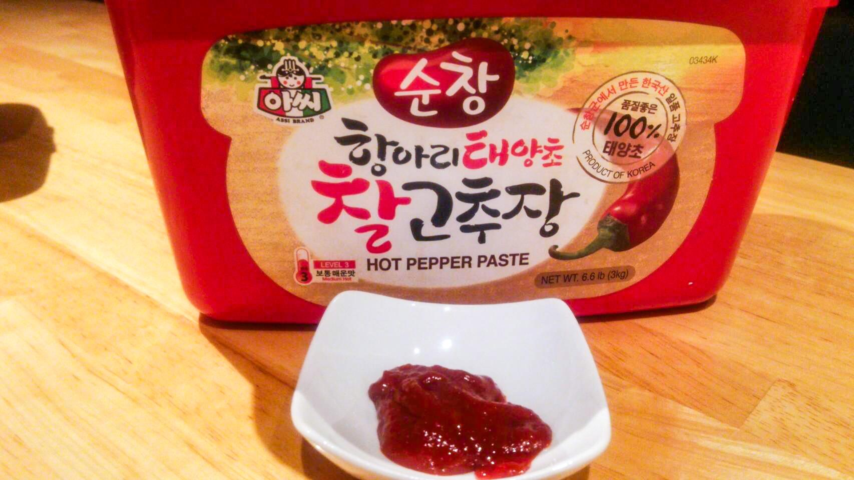 こだわりの調味料 ジャン アジョシ 京都 韓国料理