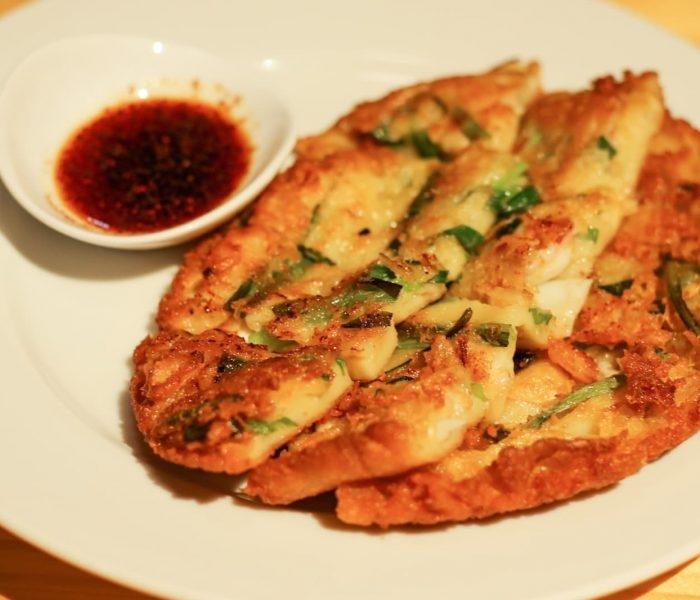 チヂミ アジョシ 京都 韓国料理