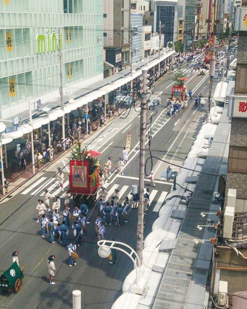祇園祭 山鉾巡行 アジョシ 京都 韓国料理63