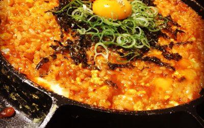 チーズタッカルビ シメ飯 チーズリゾット アジョシ 京都 韓国料理