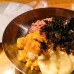 ツナマヨチュモッパ アジョシ 京都 韓国料理
