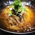韓国冷麺 京都冷麺 アジョシ 京都 韓国料理