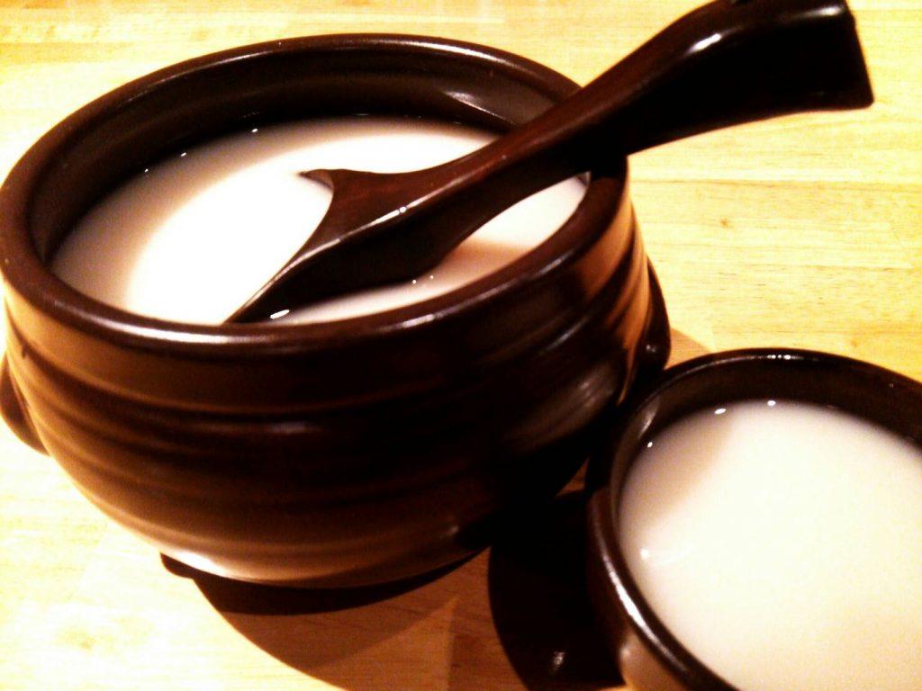 マッコリ アジョシ 京都 韓国料理