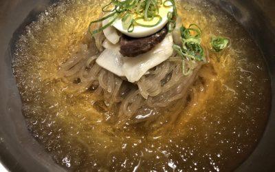 京都冷麺 韓国冷麺 アジョシ 京都 韓国料理