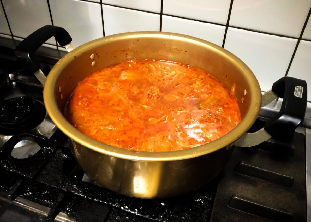 スンドゥブチゲ 韓国鍋 アジョシ 京都 韓国料理