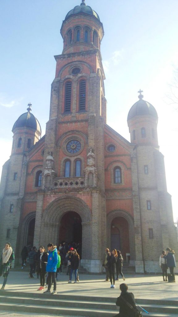 全州殿洞聖堂 韓国旅行 全州 アジョシ 京都 韓国料理