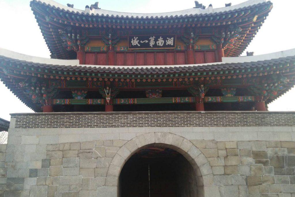 慶羅北道 韓国旅行 全州 アジョシ 京都 韓国料理
