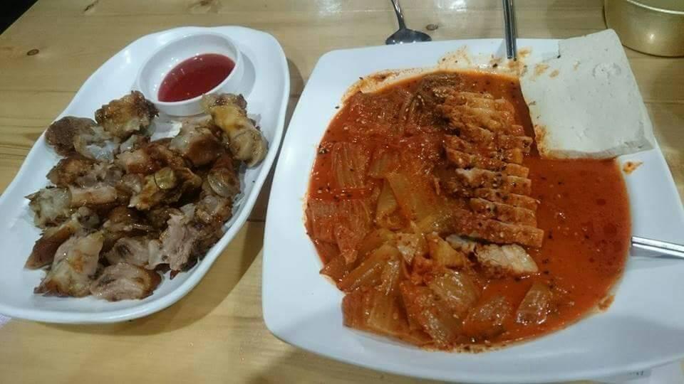 全州式マッコリ  韓国旅行 全州 アジョシ 京都 韓国料理