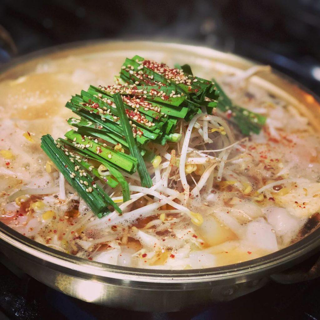 アジョシ鍋 ホルモン鍋 アジョシ 京都 韓国料理