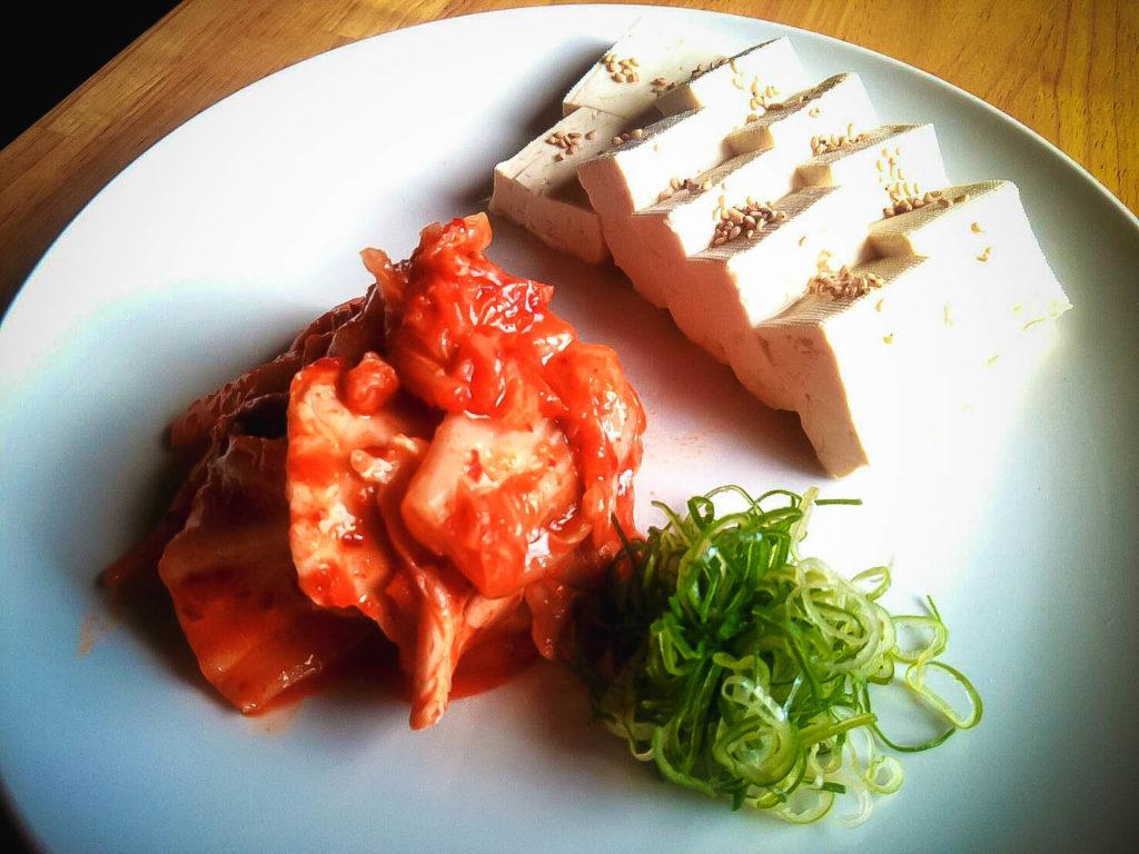 豆腐キムチ アジョシ 京都 韓国料理