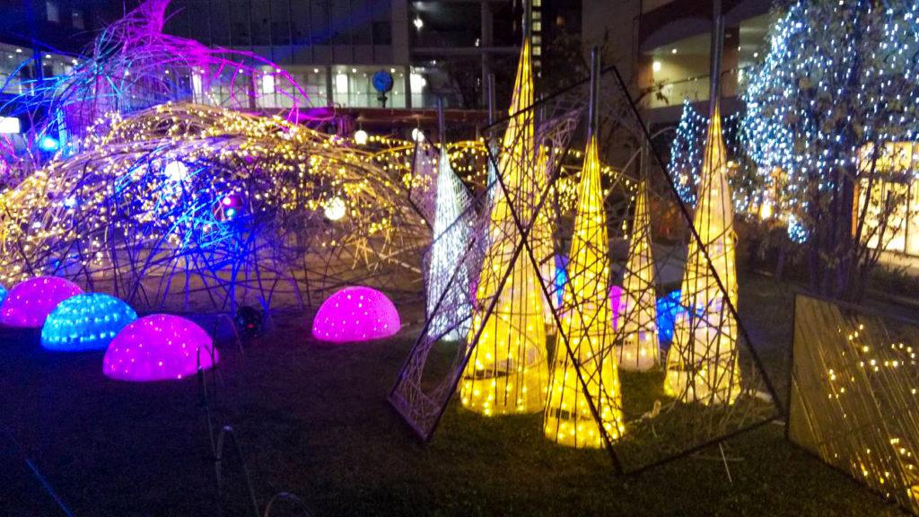 京都 クリスマス イルミネーション