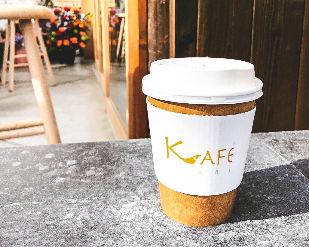 KAFE INARI 伏見稲荷 カフェ